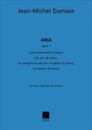 Damase: Aria Op.7