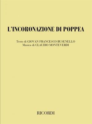 Monteverdi: L'Incoronazione di Poppea (Ricordi)