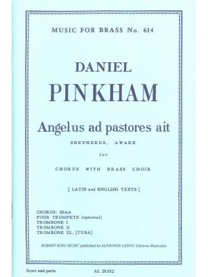 Pinkham: Angelus Dd Pastores Ait