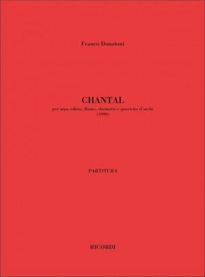 Donatoni: Chantal