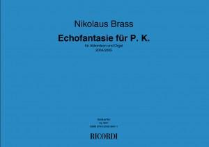 Brass: Echofantasie für P.K.