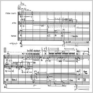 Feldmann: «courbes» - séquences