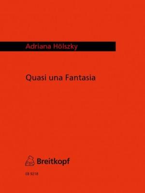 Hölszky: Quasi una Fantasia