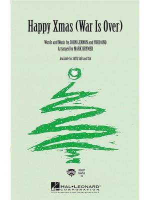 John Lennon_Yoko Ono: Happy Xmas (War is Over)