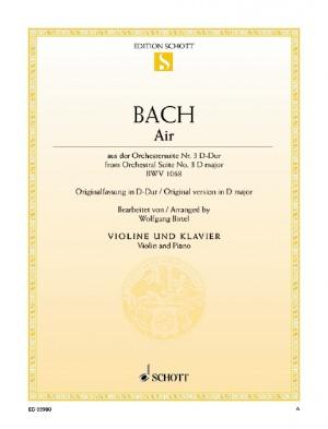 Bach, J S: Air BWV 1068