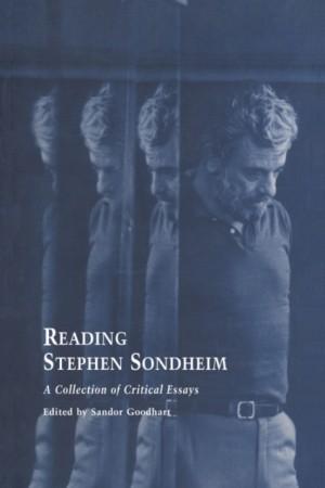Reading Stephen Sondheim
