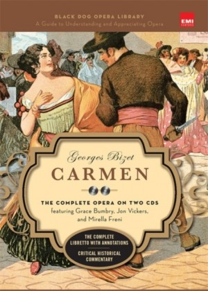 Carmen (Book And CDs): The Complete Opera on Two CDs