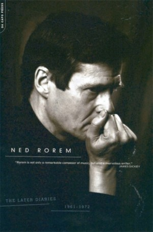 Later Diaries Of Ned Rorem, The