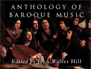 Anthology of Baroque Music