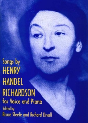 Songs by Henry Handel Richardson for Voice and Piano, The Product Image