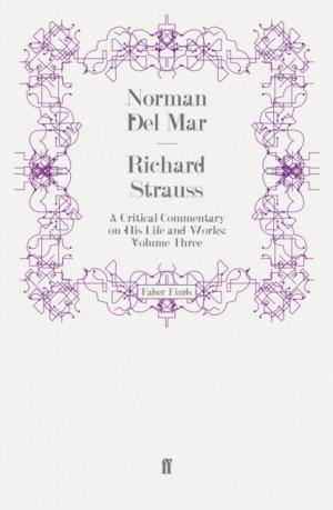 Richard Strauss - Volume III