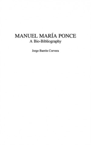 Manuel Maria Ponce