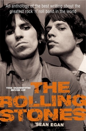 Mammoth Book of the Rolling Stones, The