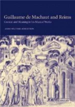Guillaume de Machaut and Reims