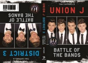 Union J and District 3 - Battle of the Bands
