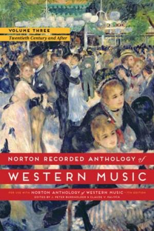 Norton Recorded Anthology of Western Music