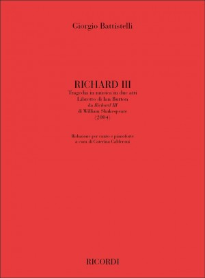 Giorgio Battistelli: Richard III
