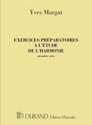 Yves Margat: Ex. Prep. Harm. 1 Serie