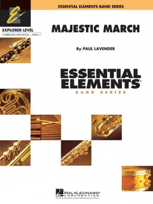 Paul Lavender: Majestic March