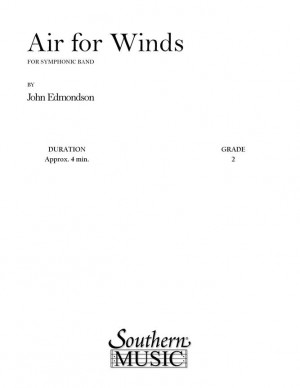 John Edmondson: Air For Winds