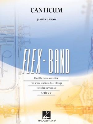 James Curnow: Canticum (flexband)