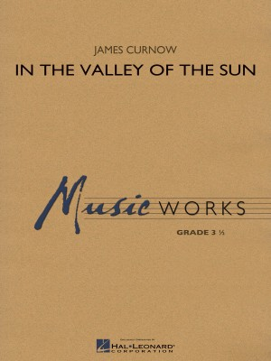 James Curnow: In the Valley of the Sun