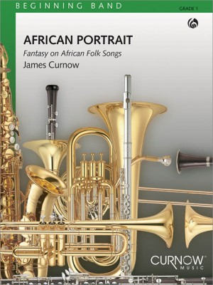 James Curnow: African Portrait