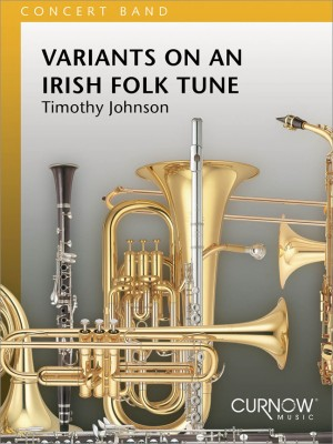 Timothy Johnson: Variants on an Irish folk tune Product Image