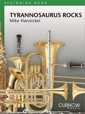 Mike Hannickel: Tyrannosaurus Rocks