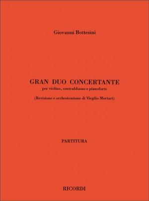 Giovanni Bottesini: Gran Duo Concertante