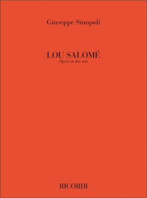Giuseppe Sinopoli: Lou Salome'