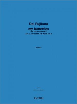 Dai Fujikura: My Butterflies