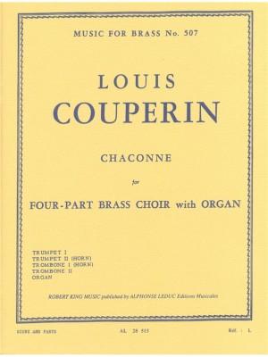 Louis Couperin: Chaconne