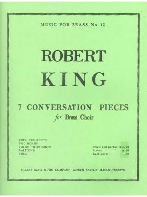 Robert King: 7 Conversation Pieces