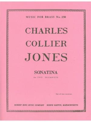 Charles Collier Jones: Sonatina