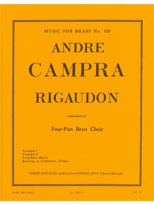 André Campra: Rigaudon