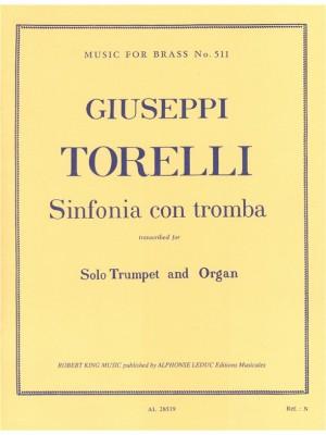 Torelli: Sinfonia Con Tromba