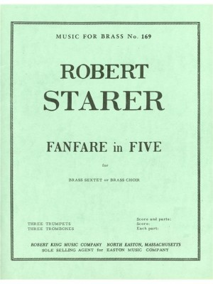 Starer: Fanfare In Five