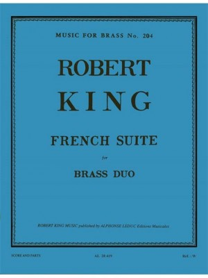 Robert King: French Suite