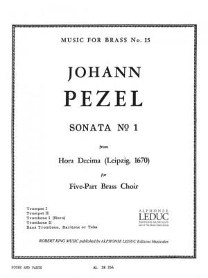 Pezel: Sonata N01-Hora Decima