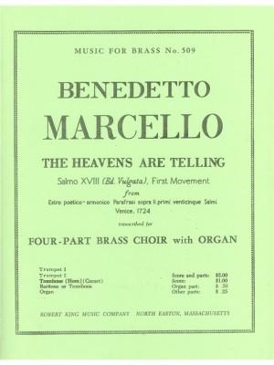 Marcello: Heavens Are Telling