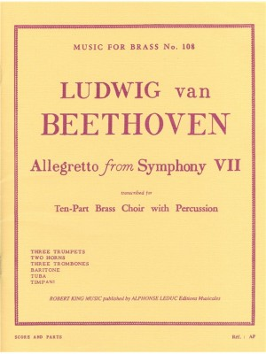 Ludwig van Beethoven: Allegretto From Symphony No.7