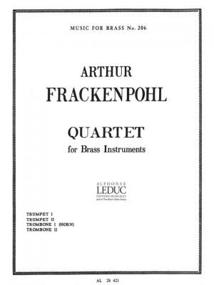 Arthur R. Frackenpohl: Quartet