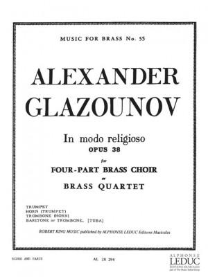Alexander Glazunov: Historiettes