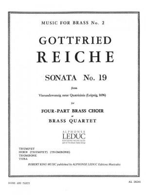 Reiche: Sonata N019