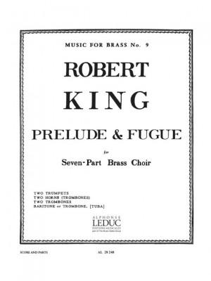Robert King: Prelude Et Fugue