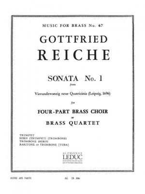 Reiche: Sonata N01