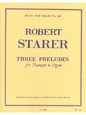 Starer: 3 Preludes