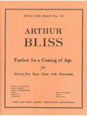 Bliss: Fanfare For A Coming Of Age