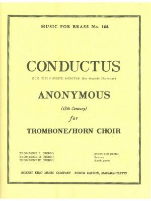 Robert King: Conductus